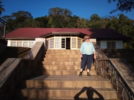 Sally at Meenawatte