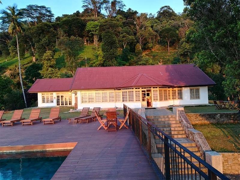 Meenawatte bungalow